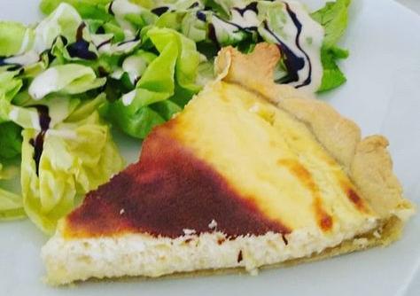Recette de la tarte au fromage au Monsieur Cuisine Plus