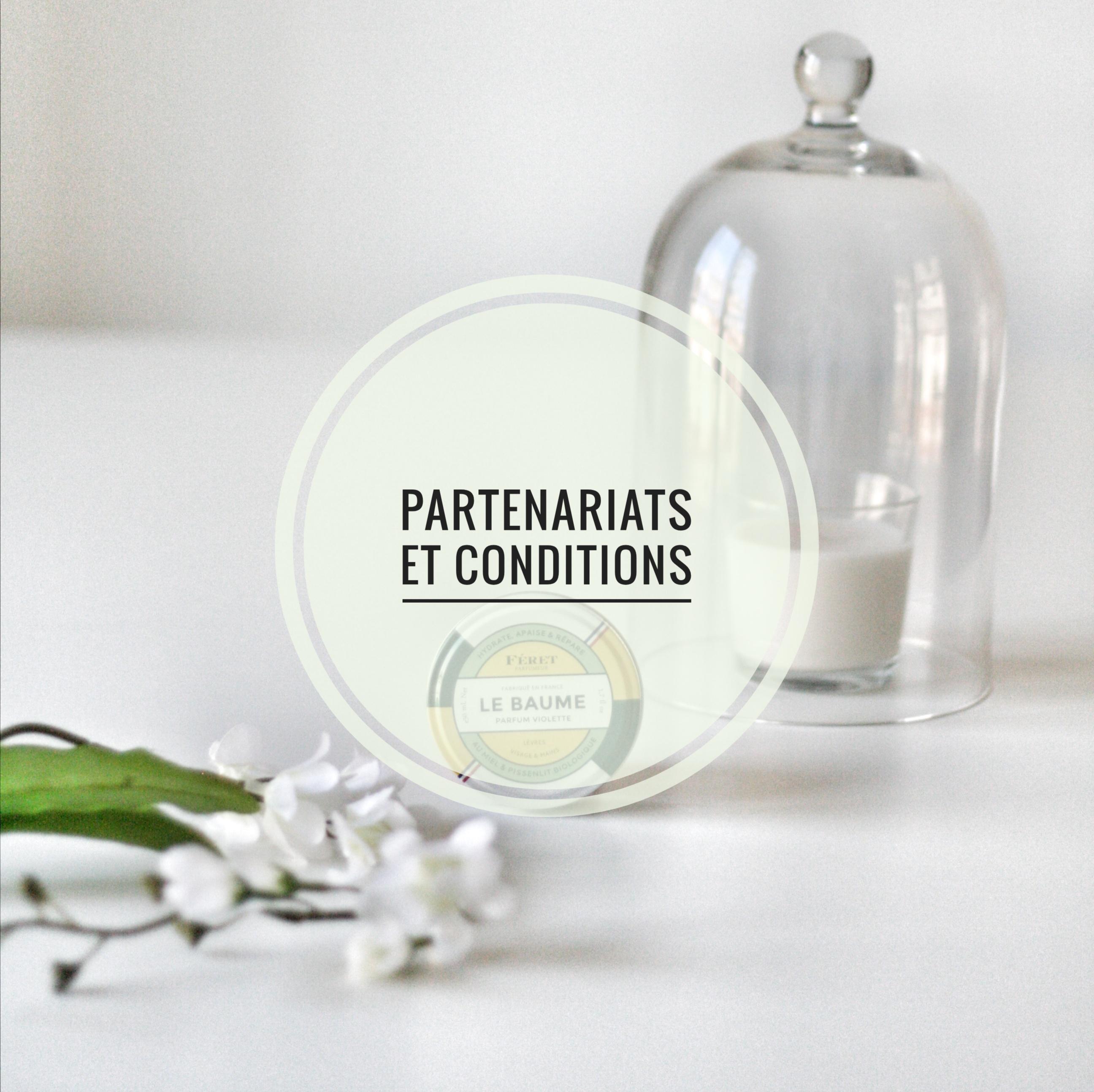 Partenariats et conditions