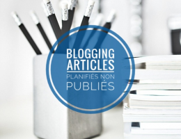 Wordpress Blogging Articles planifiés non publiés