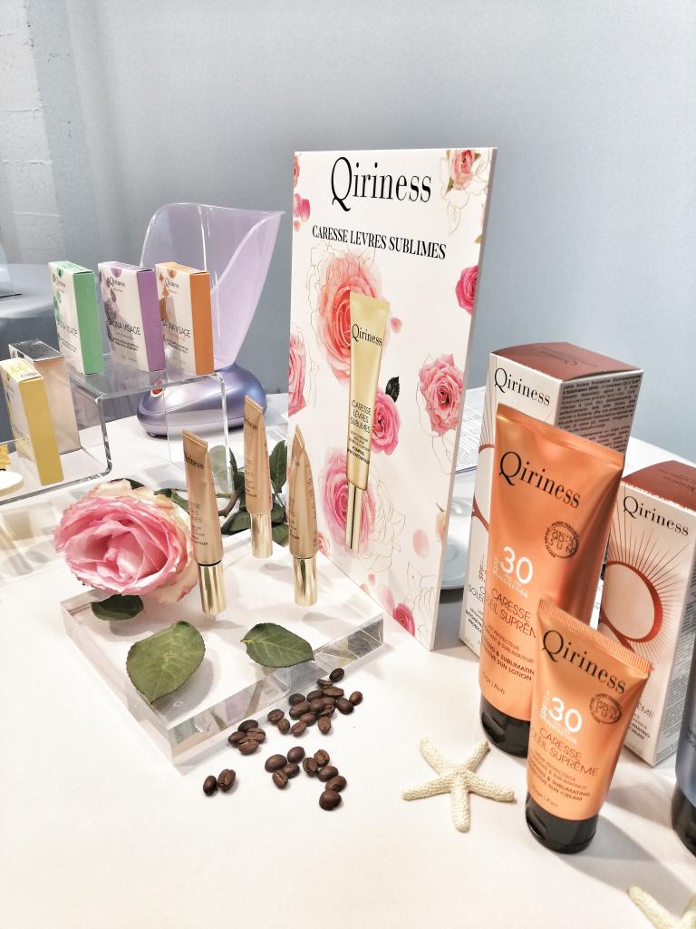 Journée Beautypress : Qiriness, la marque de soins spa visage chez soi alliant efficacité et plaisir
