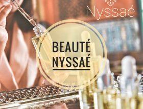 Hey, un peu de magie marocaine dans cet article car je vais vous parler d'un joli produit que j'ai reçu : une huile d'argan pure de la marque Nyssaé