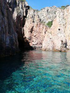 Réserve naturelle de Scandola Corse