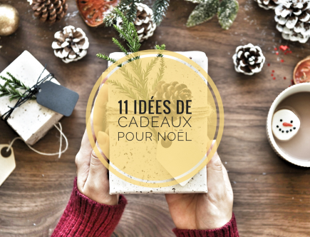 11 idées cadeaux pour Noël