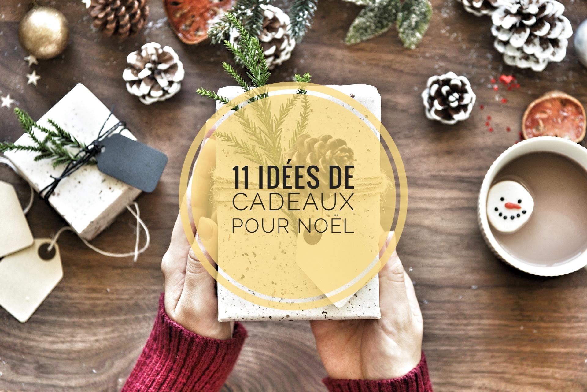 Noël 2019 : 11 idées cadeaux pour femme