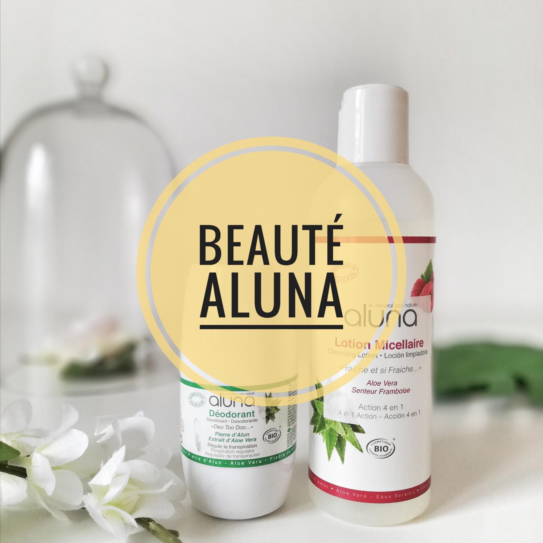 Aluna : pierre d'alun et cosmétiques bio