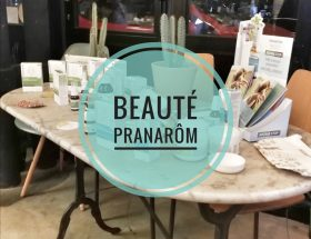 Pranarôm : aromathérapie et huiles essentielles