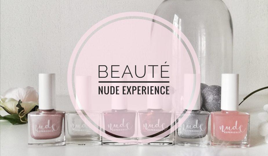 Vernis Nude experience : testés et adorés