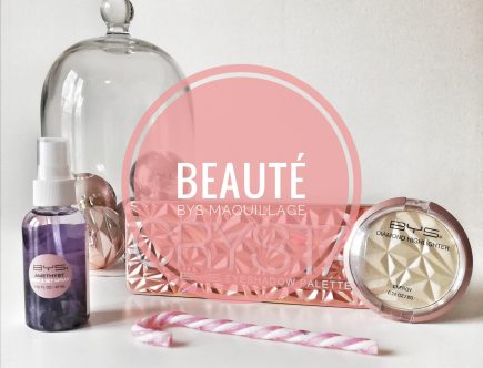 Collection Crystal Bys Maquillage