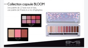 Collection Bloom Bys Maquillage