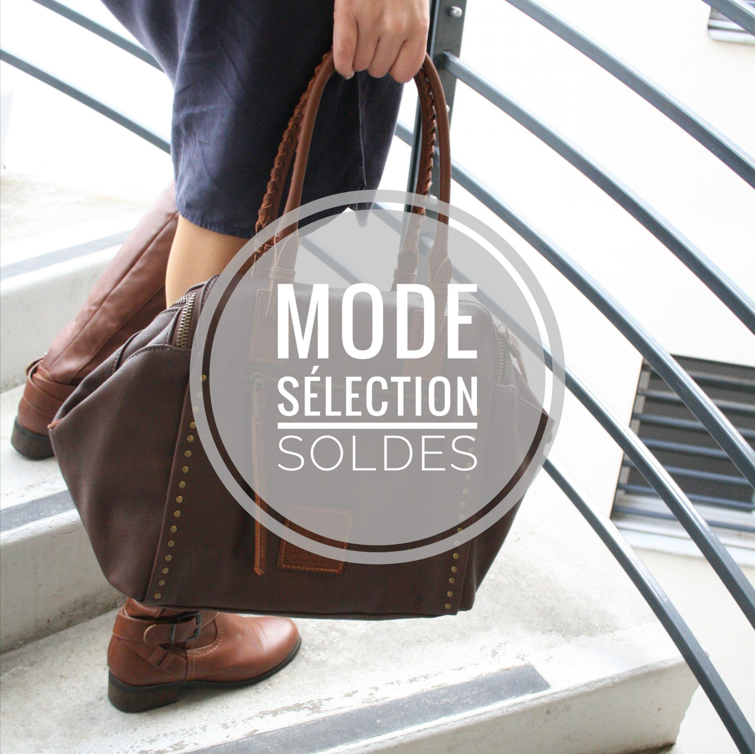 Mode : Ma sélection spéciale Soldes
