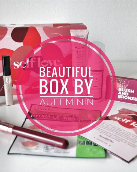 test beautiful box by aufeminin