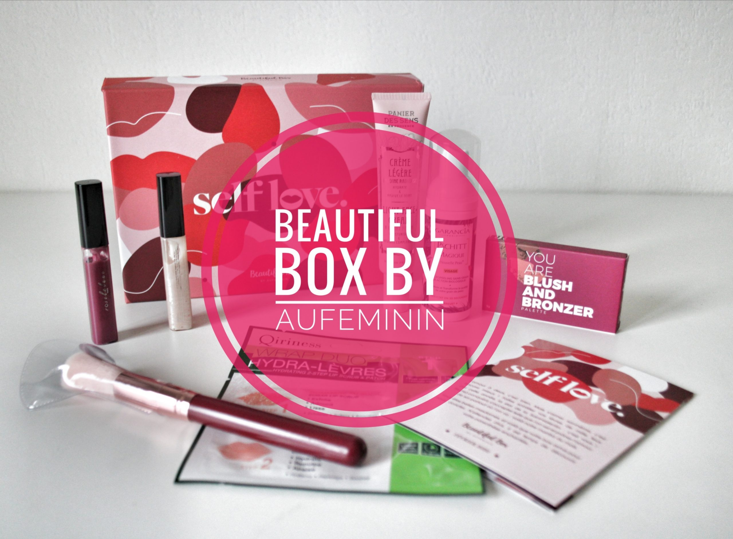 test beautiful box by aufeminin