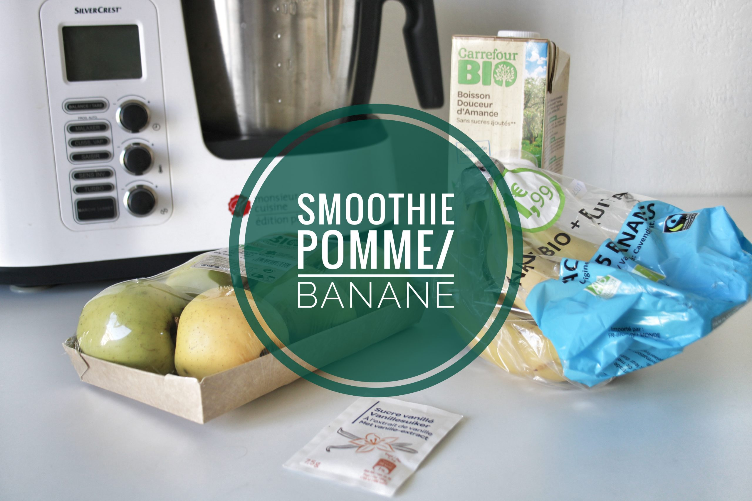 Monsieur Cuisine Plus Smoothie
