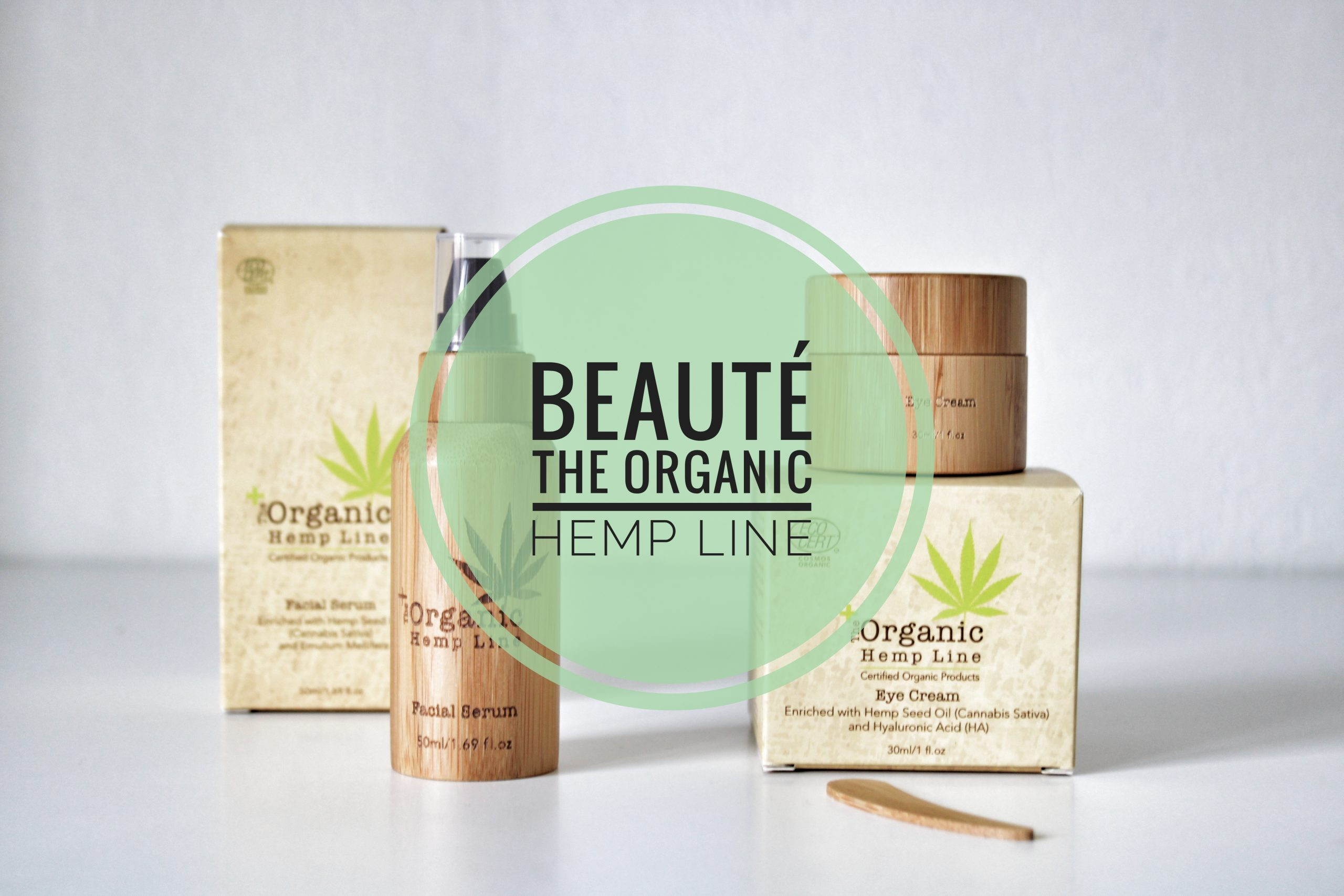 J'ai testé : The Organic Hemp Line