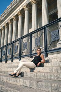 Le Monde de Nyna Blogueuse Mode Lyonnaise