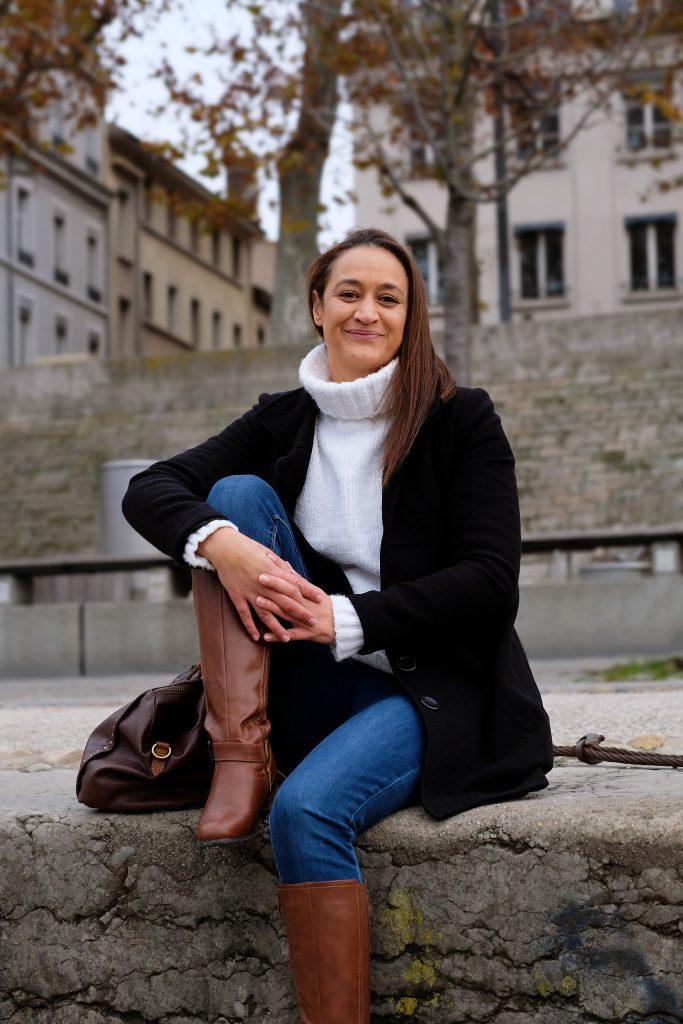 Nyna from Lyon