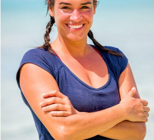 Myriam, aventurière Koh Lanta 2021
