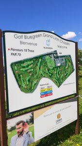 Golf Bluegreen Lyon Chassieu
