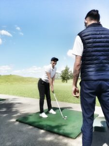 concours golf